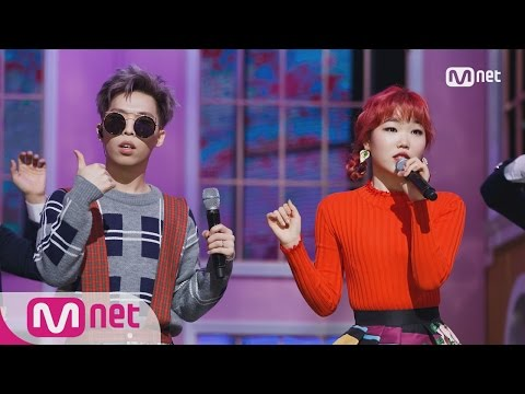[AKMU - HOW PEOPLE MOVE] Comeback Stage l M COUNTDOWN 160512 EP.473