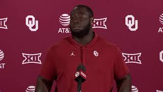 OU Football: Gallimore on preparing for  Baylor