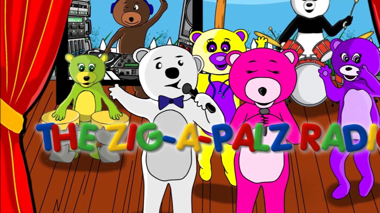 ZNDN MEDIA presents The ZAPZ Channel for Kidz.