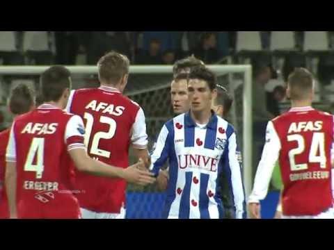 Head to Head: AZ - sc Heerenveen