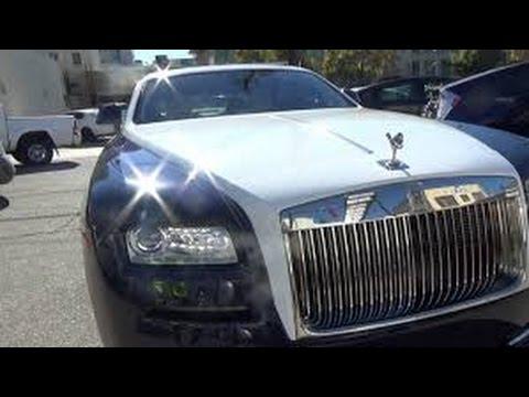 Andre Berto Rolls Royce, Chavez Jr Lambo, Leo Santa Cruz Sick Car