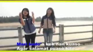 lagu Dendang kuansing MANDI BALIMAU DEA & MEMEY