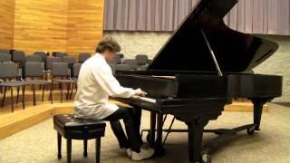 Chopin - III Sonata - Finale. Presto non tanto