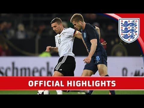 Гол Подольски принёс Германии победу над Англией