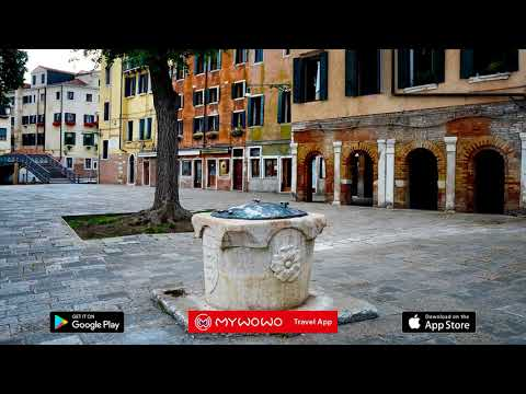The Ghetto – Visit – Venice – Audio Guide – MyWoWo Travel App