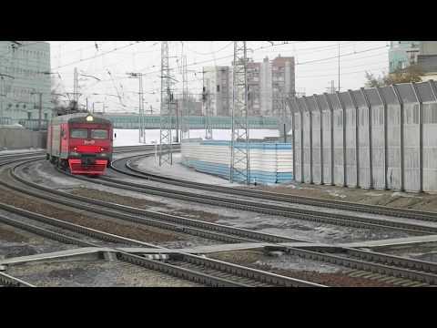 ЭТ2М-081 сообщением Новосибирск - Коченёво