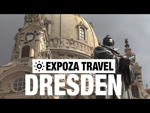Dresden (Germany) Vacation Travel Video Guide