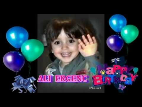 Happy Birthday Ali Ergenc