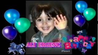 Repeat youtube video Happy Birthday Ali Ergenc