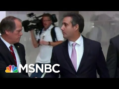 President Donald Trump's Attorney Used Private Company To Pay Porn Star | Morning Joe | MSNBC