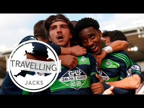 Swans TV - Travelling Jacks: The Britannia Stadium