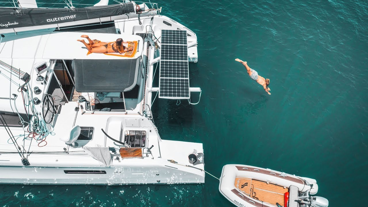 The TRUTH about Buying a CATAMARAN. Don't be LIED TO..