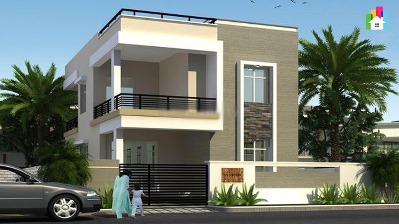 maxresdefault - 48+ Modern Small Duplex House Designs And Pictures Images