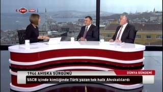 Ahıska Türkleri'nin Sürgünü