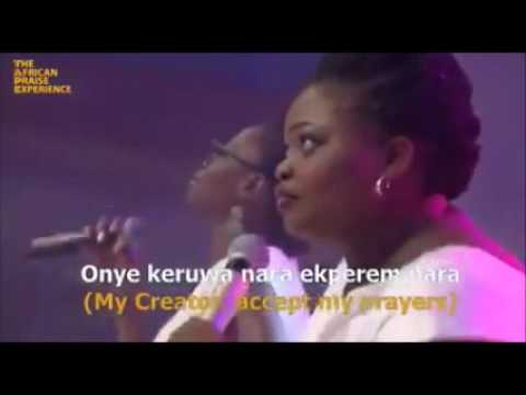 PAT UWAJE-KING : THE AFRICAN PRAISE EXPERIENCE 2016