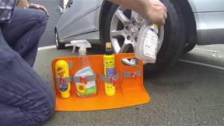 스테이홀드 트렁크 정리도구 스트랩 활용법