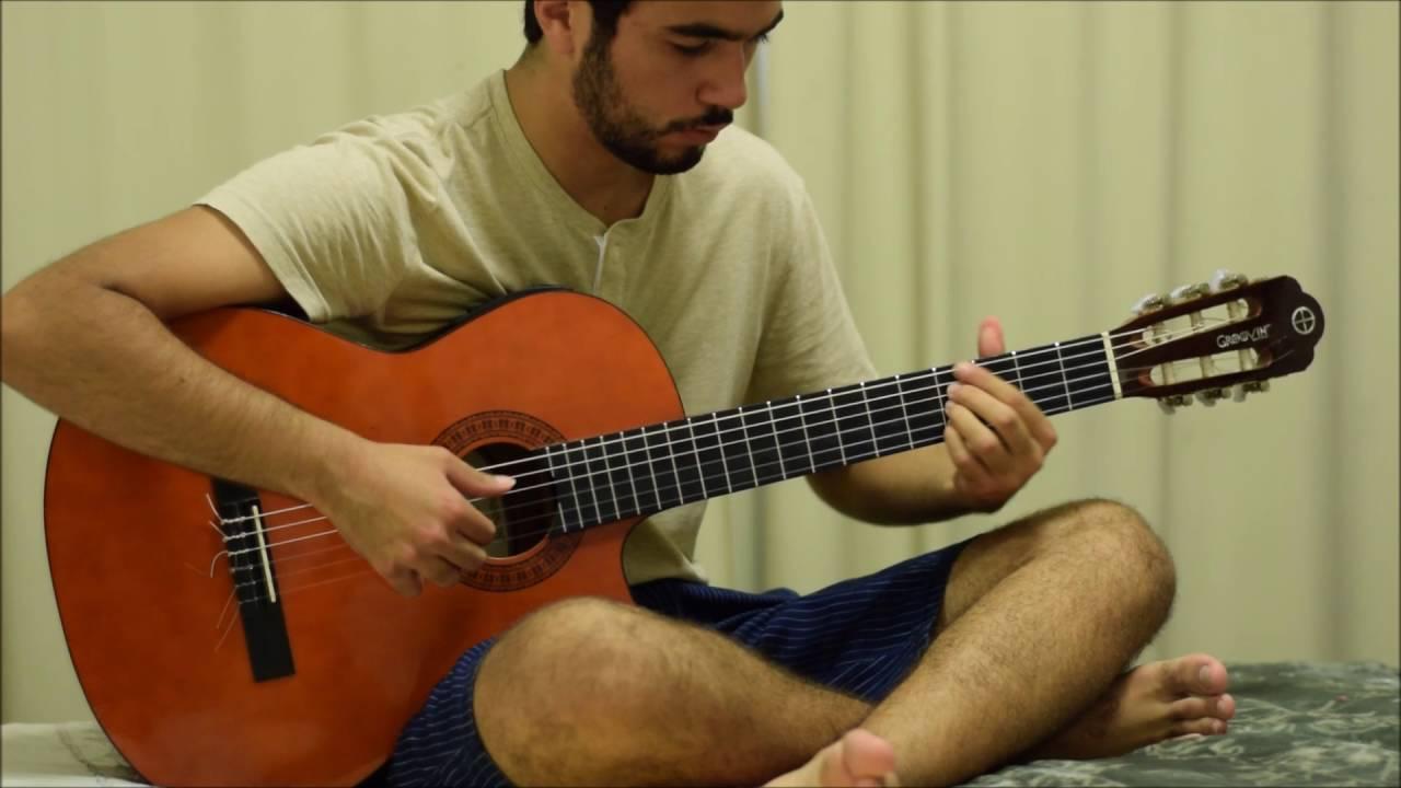 Samurai - Djavan - Arranjo para violão solo