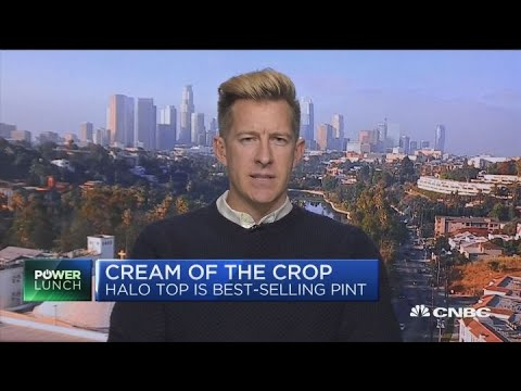 Halo Top Creamery targeting millennial consumers