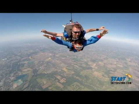 Start Skydiving.com Eric Pizarro