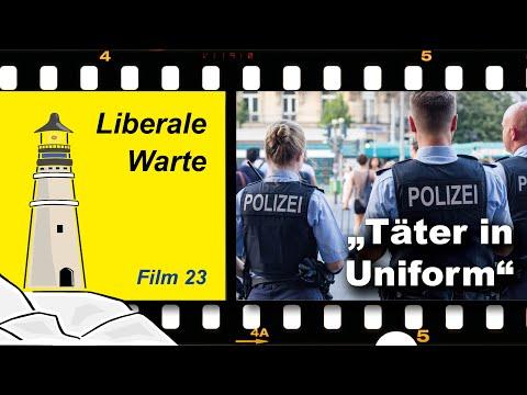Grüne Jugend und Polizei (Liberale Warte 23)