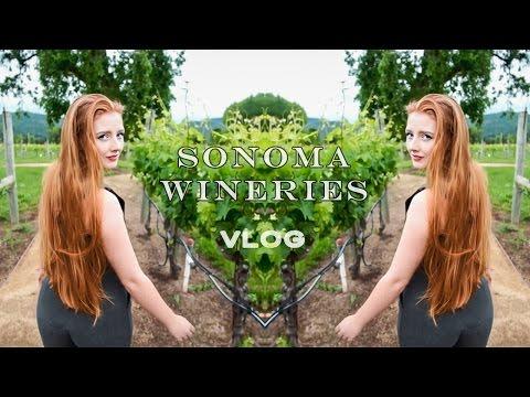 Travel Vlog | Sonoma California