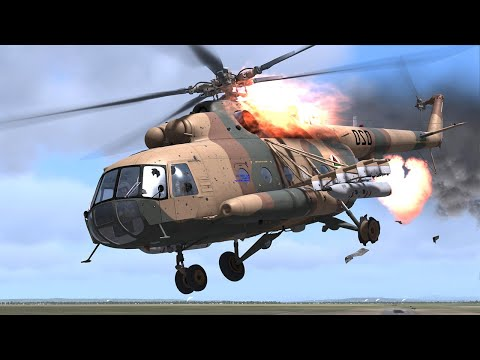 Top 10 Dangerous Plane & Helicopter Driving Skills Compilation 2021