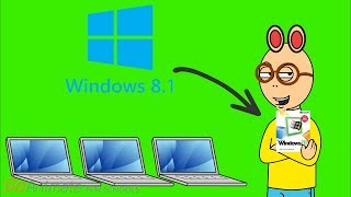 Arthur Downgrades The School Computers To Windows Millennium Edition/Grounded