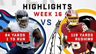 Adrian Peterson vs. Derrick Henry: Power Meets Power!