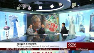 The future role of China in the global economy