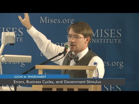 Errors, Business Cycles, and Government Stimulus | Lucas M. Engelhardt