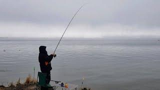 Первая рыбалка на ФИДЕР 2021 + Зимняя рыбалка  Четыре рыбалки в одном видео