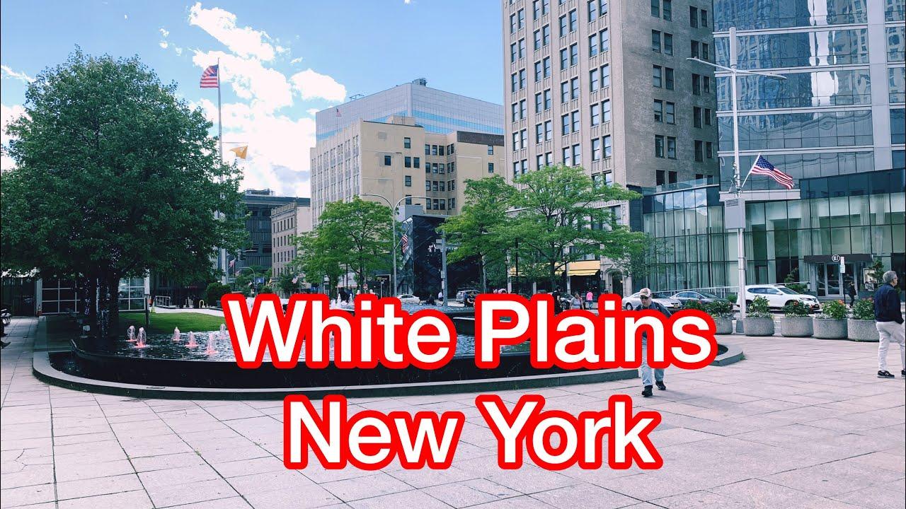 A Day in White Plains, New York|City Center Fountain;The Ritz-Carlton; Little Drunken Chef