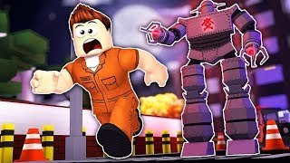 Roblox Daycare - ROBO COP !? (Roblox Roleplay)