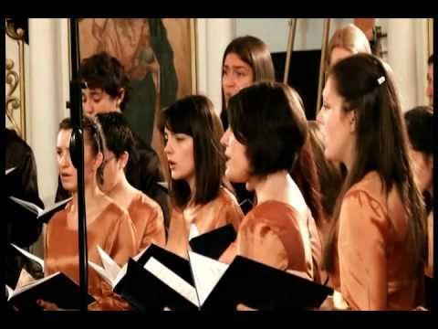 St.  St.  Mokranjac - Radujsja nevjesto (Rejoice, Bride)