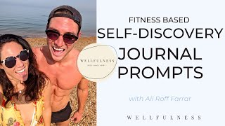 Self-Discovery Journal Prompts: Fitness-Based
