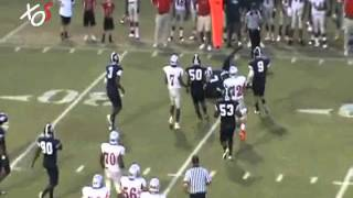 Germaine Pratt Junior Highlights