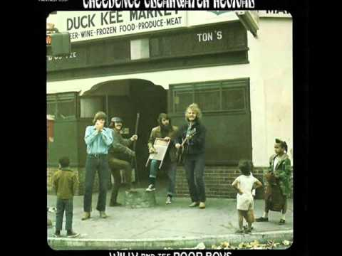 creedence clearwater revival effigy