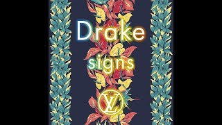 Watch music video: Drake - Signs