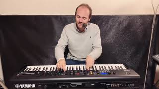 Yamaha CP73 - Fakten, Zahlen, Sounds 1 - Jan Eichwald (Deutsch)