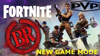 FortNite Battle Royale PVP New Game Mode.load screen and update notes.