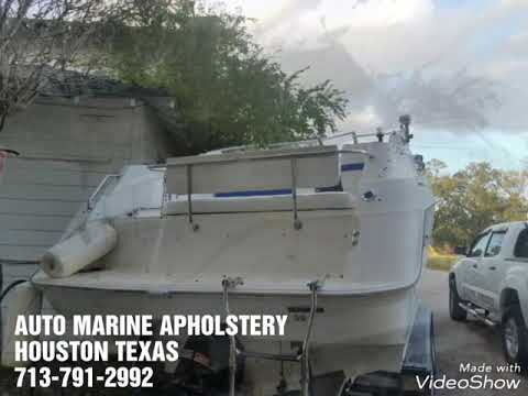 Houston Texas Auto Marine Apholstery