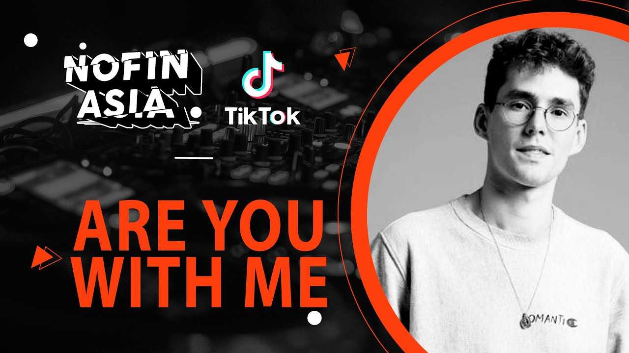 ARE YOU WITH ME ( PANTUN TIKTOK VIRAL) DJ REMIX FULL BASS TERBARU 2020