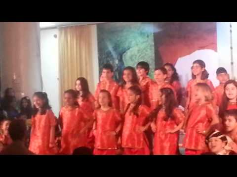 Gulf English School - Wonderful World Concert