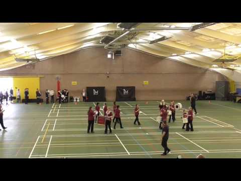 Brigade National Band Competition 2017