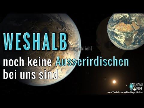 Weshalb (angeblich) noch keine Aliens bei uns sind: Sie kommen nicht von ihrem Planeten runter!