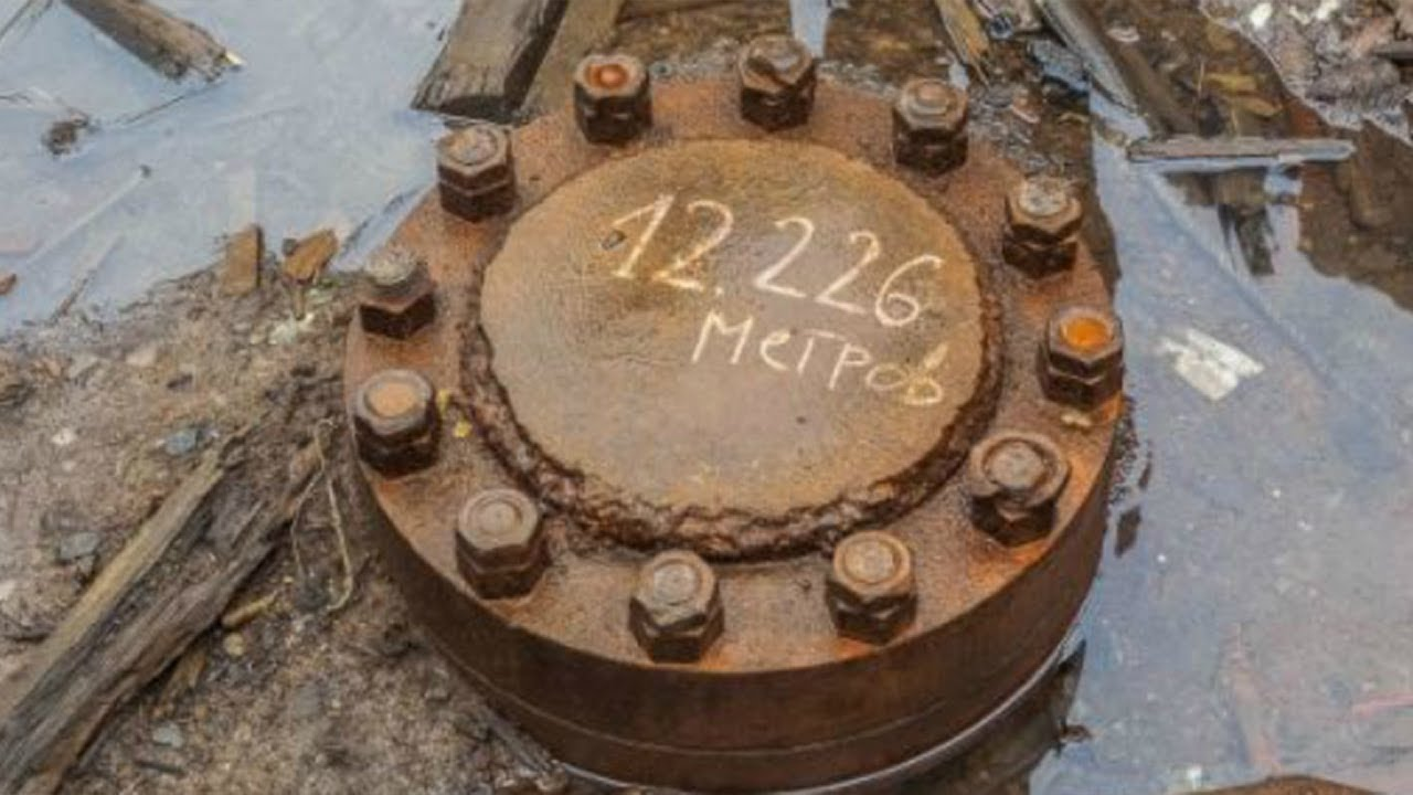 Download The Deepest Hole Ever Made Was Covered Up And Abandoned Forever For One Startling Reason
