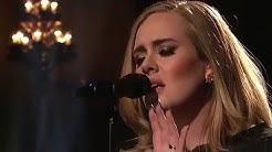 Adele Hello - live