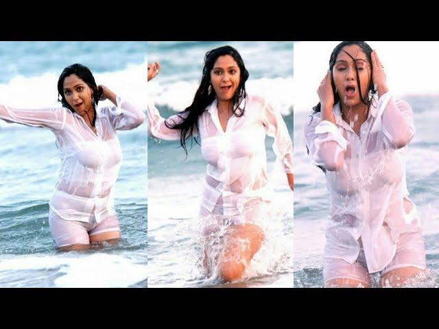 Actress Ankitha Hot Bikini Scene Images Video 2018