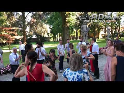 Dj per matrimonio - www.musicadeejay.com- Villa Gaia Gandini - Ballo