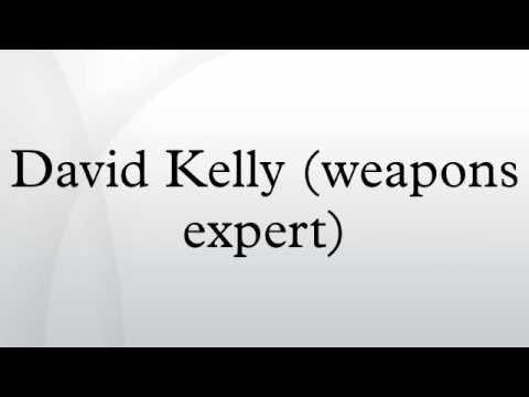 David Kelly (weapons expert)